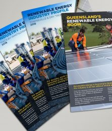 Solar Citizens renewable energy brochures