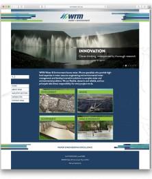 WRM site home